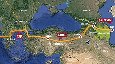 """تركيا تتوقع جني 1.5 مليار دولار سنوياً من خط """"تاناب"""""""