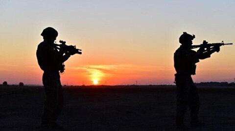 """استسلام إرهابي من """"بي كا كا"""" لقوات الأمن التركية"""