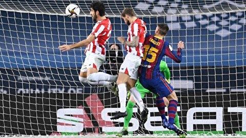 فوز دراماتيكي يمنح بلباو لقب كأس السوبر الإسباني