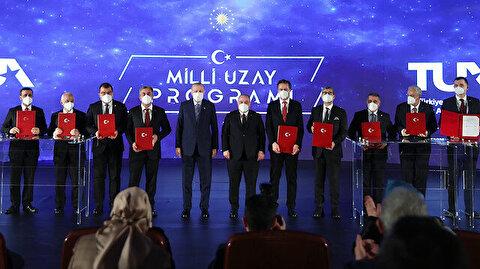 Turkey unveils national space program