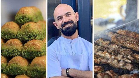 Turkey's rich culinary delights go 'beyond the kebab,' says Michelin-star chef