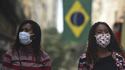 Brazil surpasses 261,000 coronavirus deaths