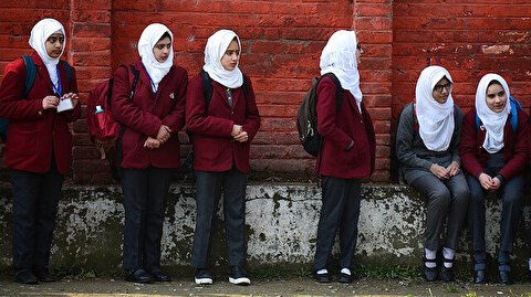 Primary schools reopen in Kashmir after COVID-19 break