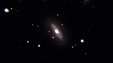 Astronomers spot supermassive black hole in space