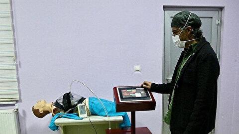 Turkish-made ventilators to facilitate home treatment