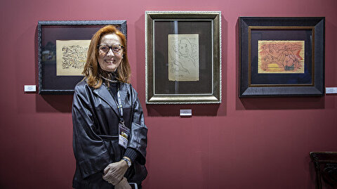 Picasso's work on sale at art fair for $40,000 in Turkey