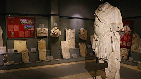 Ancient artifacts shine light on history in NW Turkey