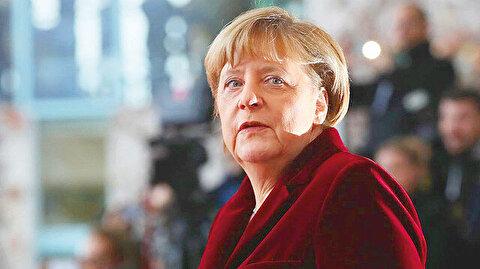 Merkel'e salgında tam yetki