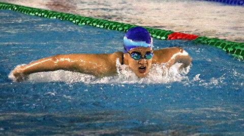 Azerbaijani swimmers hold training camp in Turkey