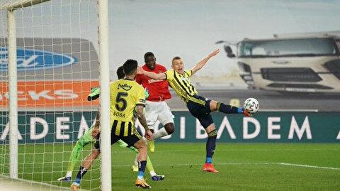 Fenerbahçe-Gaziantep FK maçında tartışmalı iptal kararı