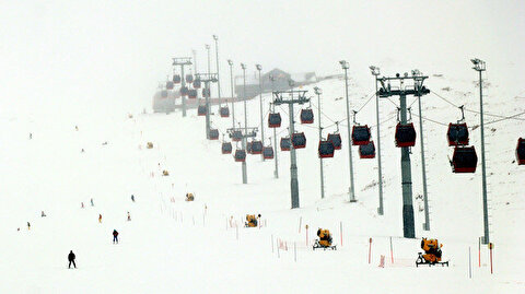 Turkish ski resort's investments rise with tourism boom