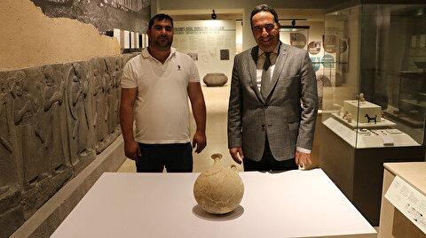 """متحف تركي يعرض """"أقدم ابتسامة"""" في العالم"""