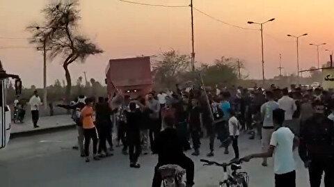 """إيران.. ارتفاع قتلى احتجاجات """"خوزستان"""" إلى 3"""
