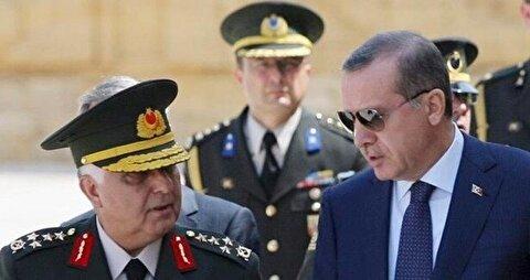 Erdoğan, Necdet Özel'i kabul etti
