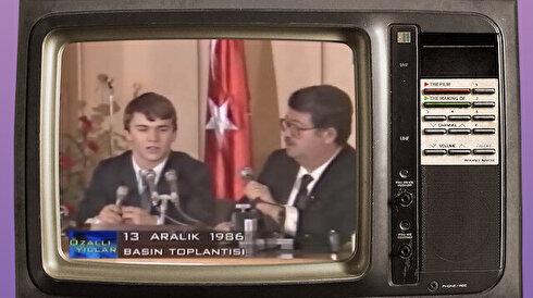 Tarihte bugün: 'Özal ve Naim'in ilginç basın toplantısı'