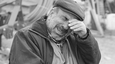 Depremde kardeşini kaybeden Basri Kara'nın gözyaşları yürekleri burktu