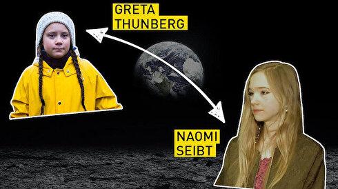 Dünya, Greta Thunberg'in 'tam tersi kızı' konuşuyor
