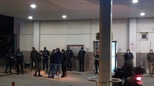 Mersin'de polis aracı şarampole devrildi: Bir şehit, 4 yaralı