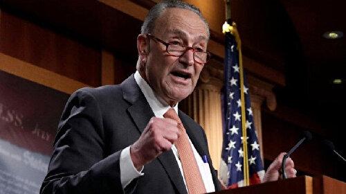 ABD'li senatör Schumer: Trump için adil ama hızlı yargılama olacak