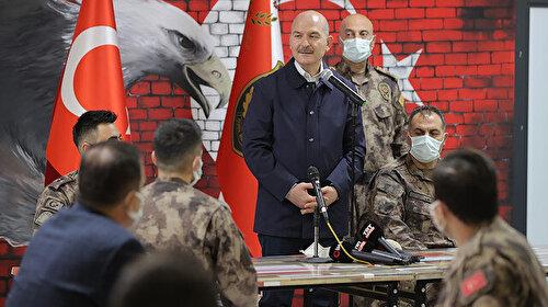 İçişleri Bakanı Soylu: Hakkari'de şehit edilen sivil vatandaşların katili 'Bahoz' kod adlı Ferhat Taşdemir