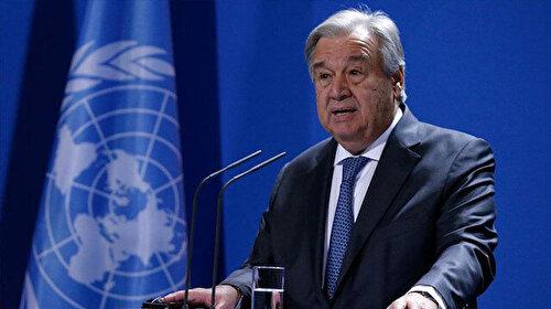 BM Genel Sekreterinden 'çatışmaları bir an önce sona erdirin' çağrısı