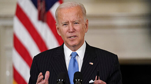ABD'li Müslüman kuruluşlardan İsrail'in Filistinlilere şiddetini kınamayan Biden'ın bayram programına boykot