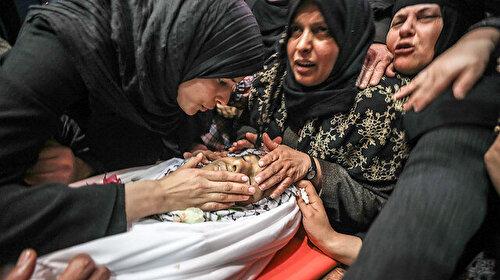 İsrail'in saldırılarında şehit olanların sayısı 217'ye yükseldi