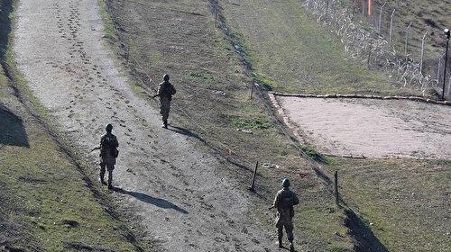 Hudut birlikleri ikisi FETÖ'cü ikisi DEAŞ üyesi 13 örgüt üyesini yakaladı