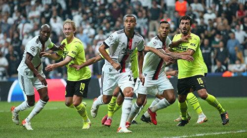 Beşiktaş'a Welinton'dan kötü haber