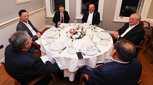 Aziz Sancar Türk Konseyi Dışişleri Bakanları Toplantısı'nın onur konuğu oldu