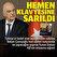 Bakan Çavuşoğlu'nun tepkisi sonrası Dendias klavyesine sarıldı