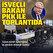 İsveç'ten terör örgütü YPG/PKK'ya destek: Yardıma hazırız