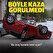 Bakırköy'de ara sokakta ters dönmüş otomobil görenler gözlerine inanamadı