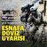İçişleri Bakanlığı'ndan 'PKK' genelgesi: Kış üslenmesine geçit yok! Esnafa döviz uyarısı