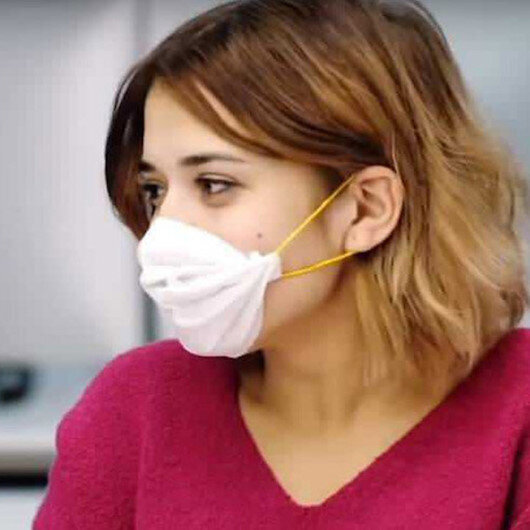 Her eve <br>ücretsiz maske