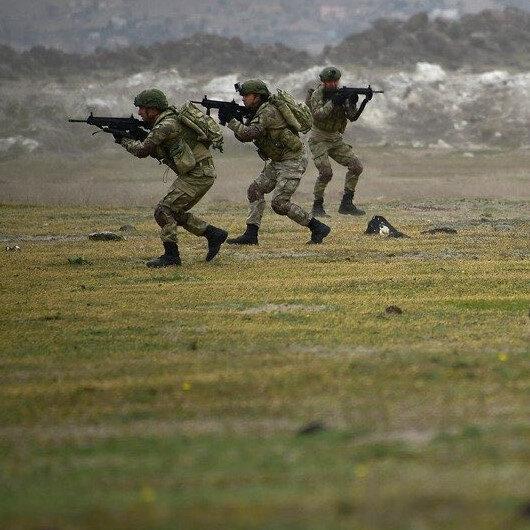 PKK saldırısına <br>komando darbesi<br>