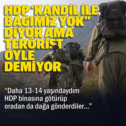 PKK'nın karanlık yüzü: Erkek çocuklarına tecavüz, Diyarbakır annelerine karşı propaganda, HDP desteği