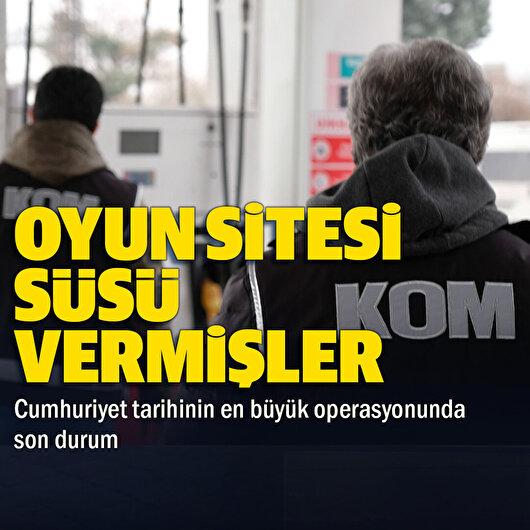 Cumhuriyet tarihinin en büyük operasyonu: Silme programına oyun sitesi süsü vermişler