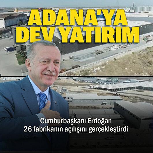 Adana'ya dev yatırım