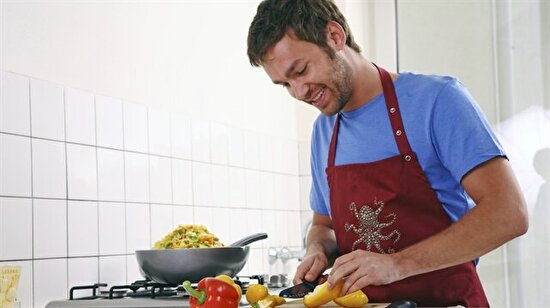 Erkekler için yemek yapma sanatı