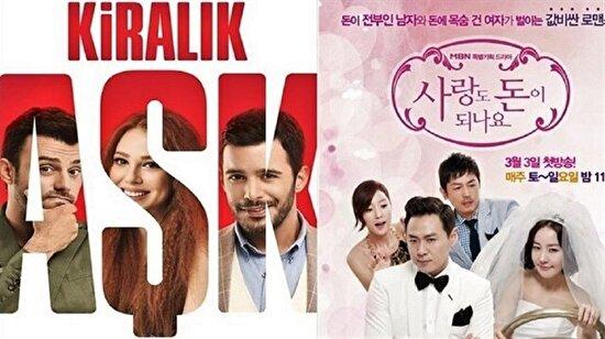 Kore'de bile bu kadar Kore dizisi yayınlanmadı be kardeşim!