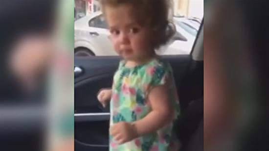 Karadeniz'de çocuk işte böyle susturulur