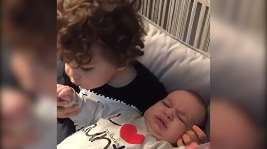 Dünyanın en sevimli videosu