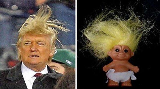 Donald Trump'ın paralel evrendeki stil ikizleri