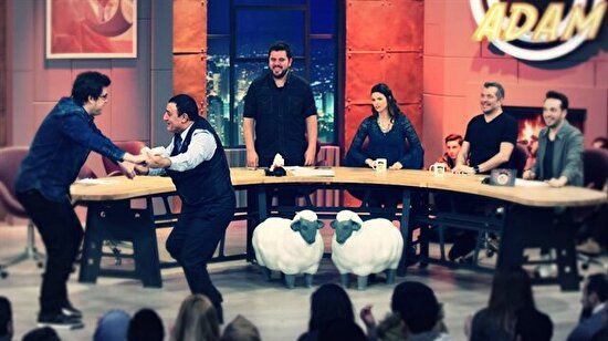 Mahmut Tuncer'den İngilizce şov: Prepare your lavaş lo