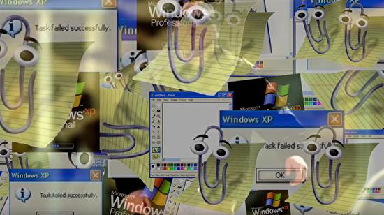 Windows XP sesleri ile 'All Star' şarkısı