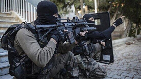 Durmak yok terör operasyonlarına devam: 1067 kişi gözaltında