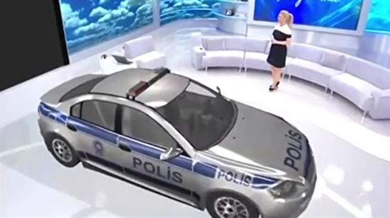 Müge Anlı'da herkes şok oldu! Polis arabası içeri girdi