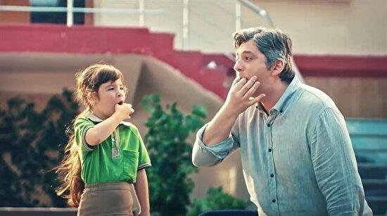Duygulandıran babalar günü reklamı