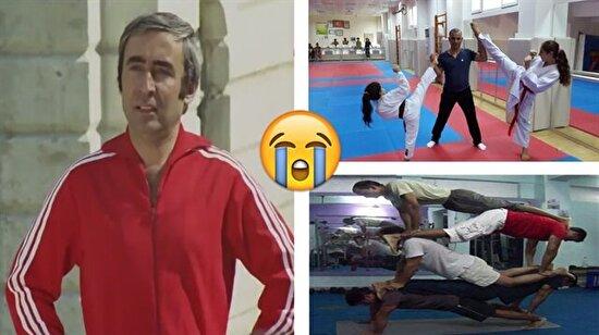 Sporla imtihanımız: Spora yeltenen her Türk'ün karşılaştığı 12 durum